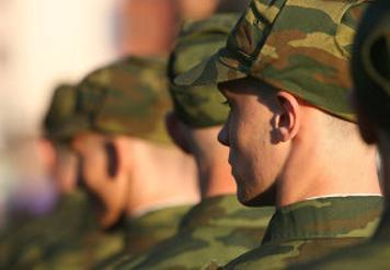 Армия - искажение информационногоотражения