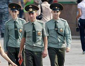 Два этапа создания военной полиции