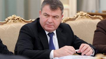 А.Сердюков: гражданский МО РФ - продолжение